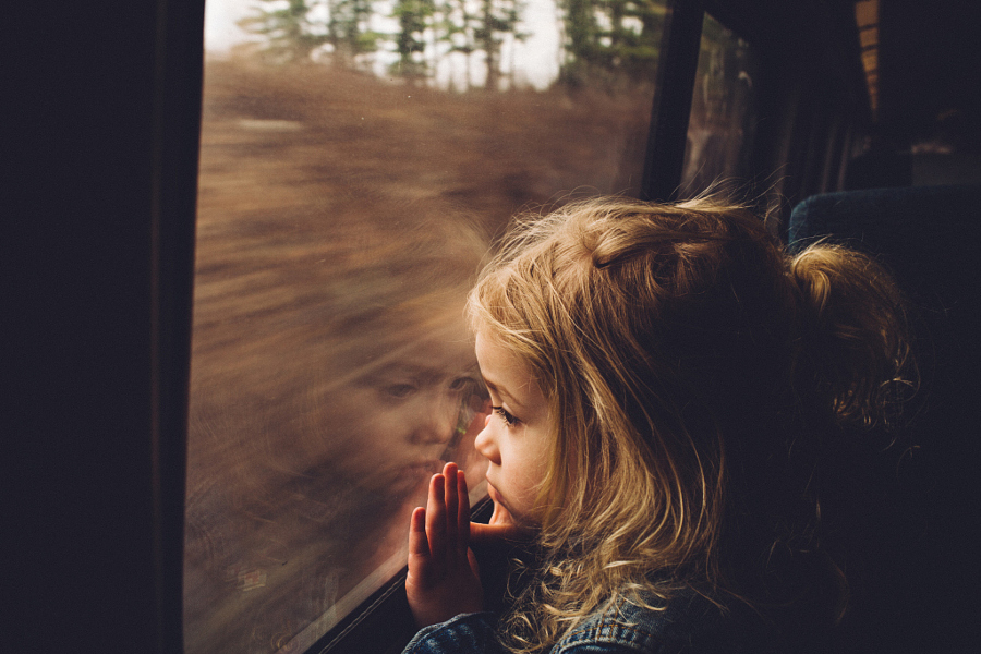 First Train Ride by The Spragues on 500px.com