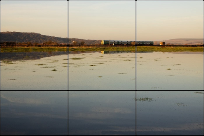 The rule of thirds is the most overused and abused photography composition