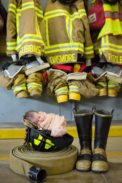 When it comes to shooting newborns for your family photography, safety is key