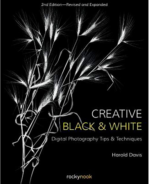 «Creative Black and White». Harold Davis   «Креативная черно-белая фотография». Гарольд Дэвис.