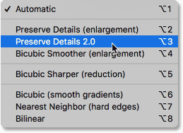 Changing Resample to Preserve Details 2.0