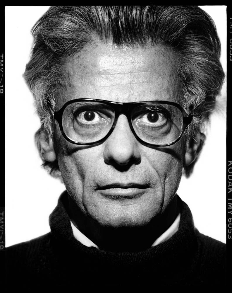 self portrait photographer richard avedon