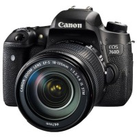 Canon EOS 760D Kit 18-135 IS STM