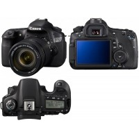 Canon EOS 60D kit 18-55 mm IS