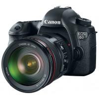 Canon EOS 6D kit 24-105