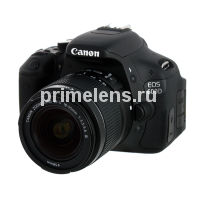 Canon EOS 600D Kit 18-55 DC III